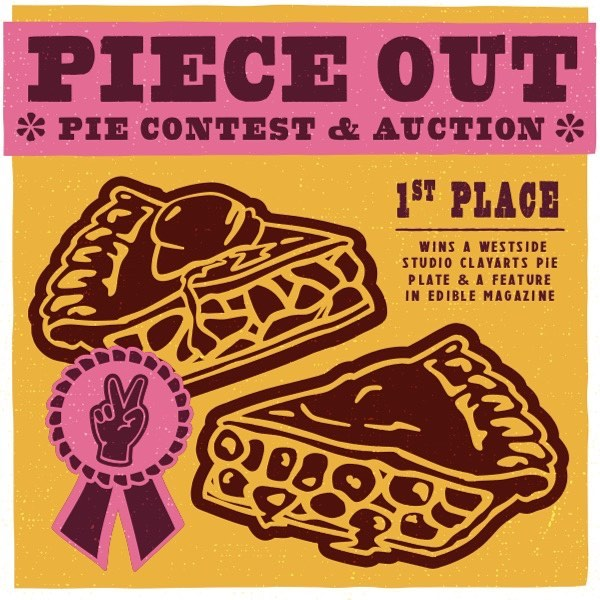Join us tomorrow at the @staugampmarket for the Piece Out Pie Contest! Bring a pie and enter, or just come for a slice! Proceeds benefit local non-profit Pie in the Sky and their mission to bring fresh food to elderly populations in NE Florida. 💕