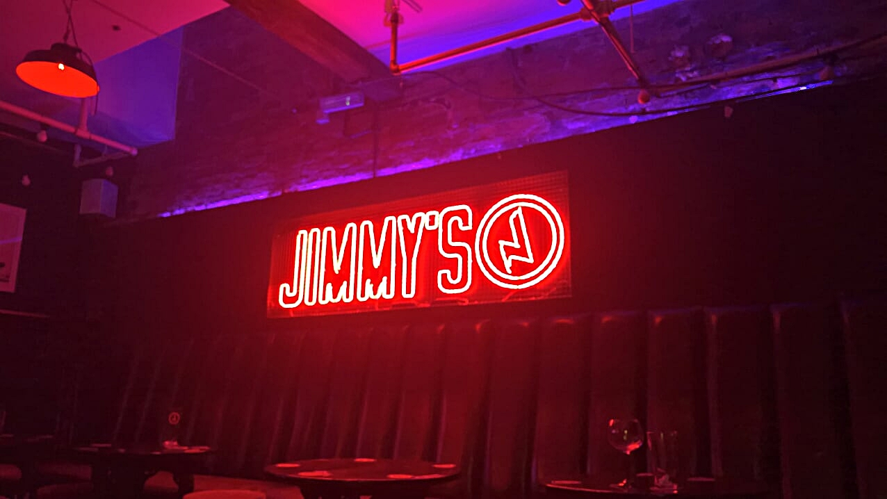 Jimmy's in Manchester.