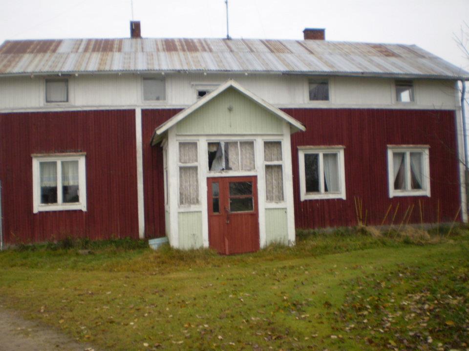 My granny's house.