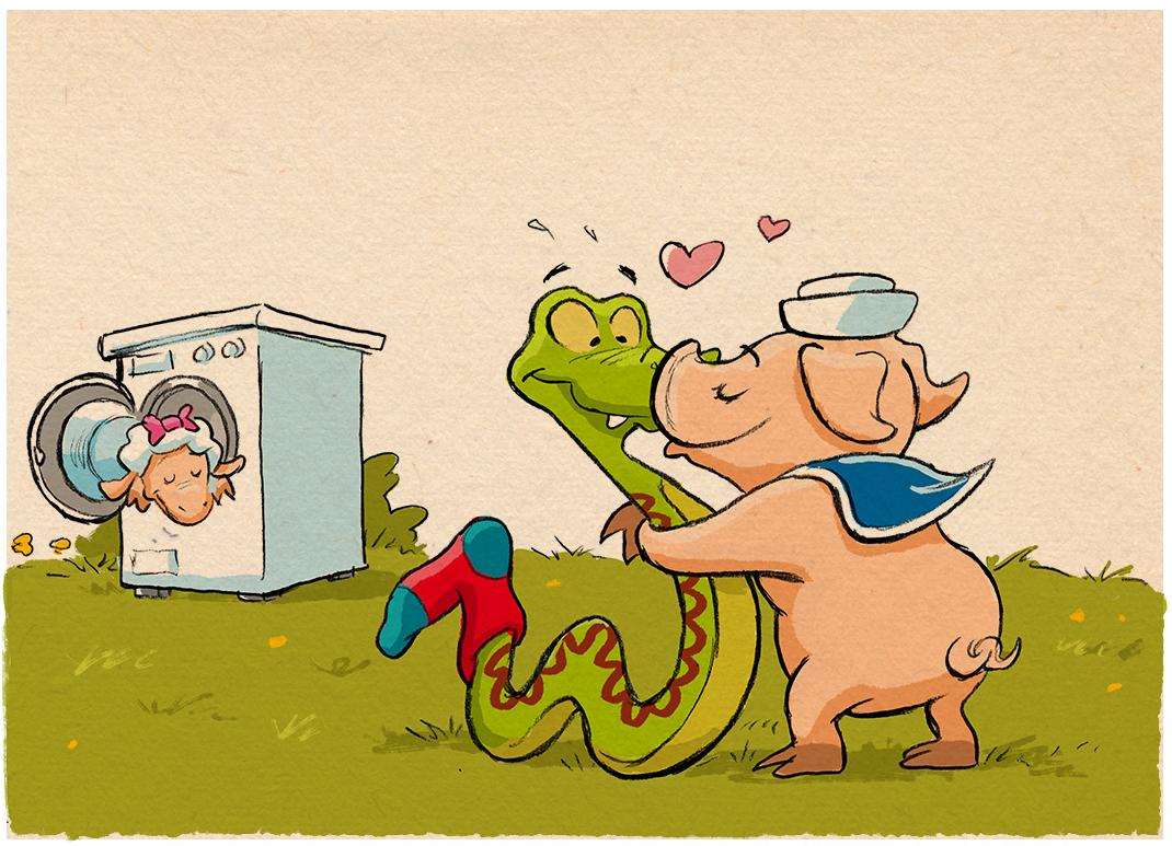 Illustration - Children's books, schoolbooks, editorial, games, picturesShow all.