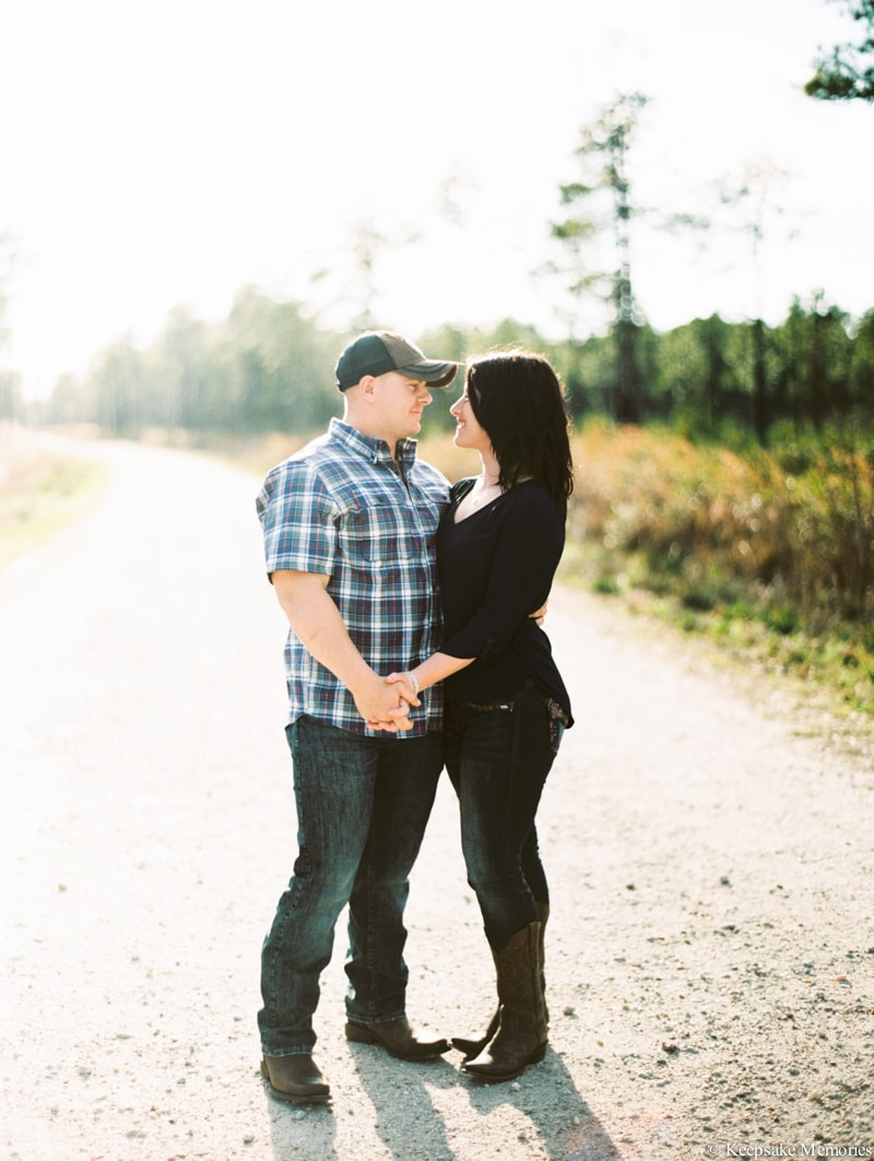 Topsail Island NC Engagement Photographers