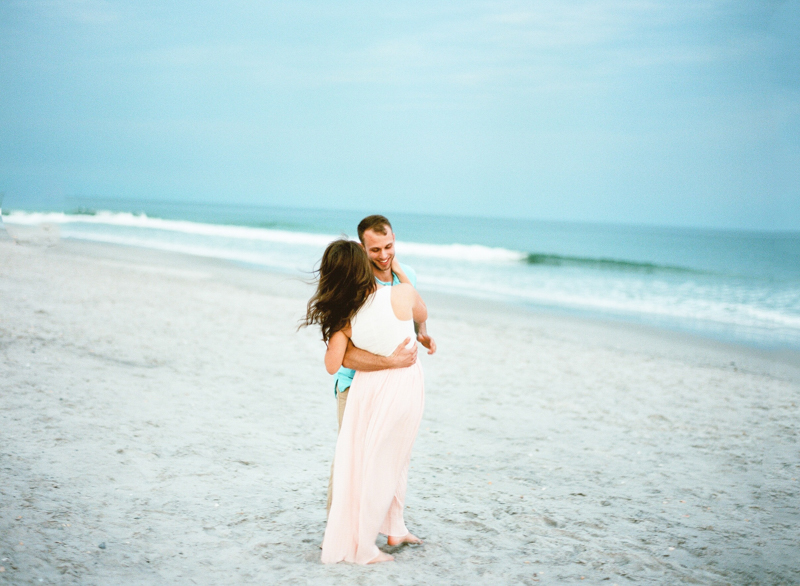 topsail beach marriage proposal