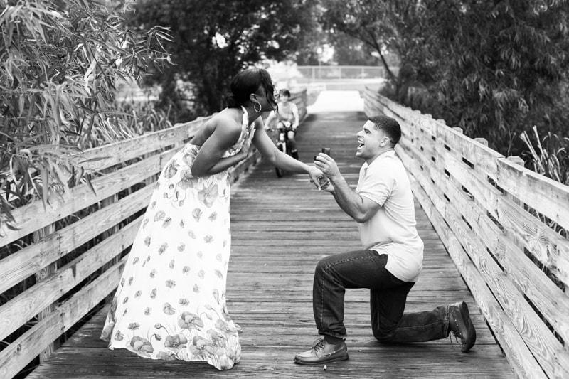 jacksonville north carolina marriage proposal