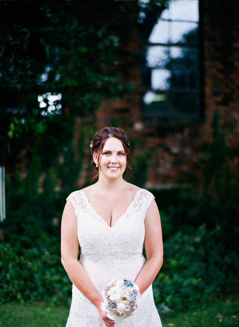 New Bern NC Bridal Photos