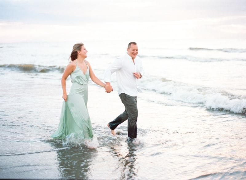 Kure Beach NC Engagement Photographers