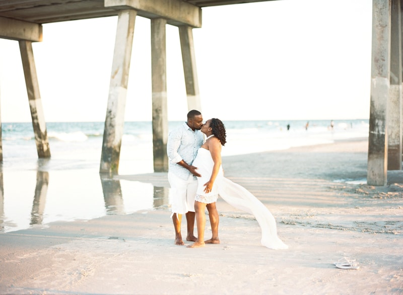 Wrightsville Beach Maternity Photography