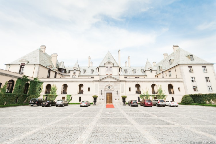 Luxury Wedding Photographers - Oheka Castle
