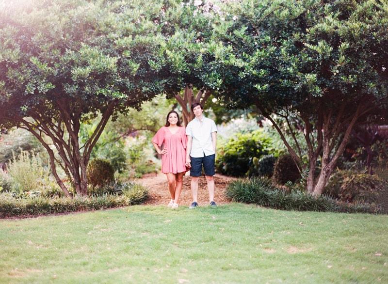 Daniel Stowe Botanical Garden Engagement