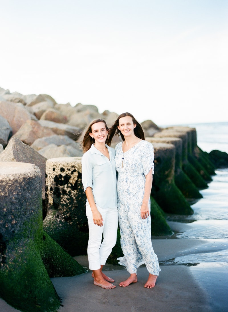 Fort Fisher NC Portrait Photographers