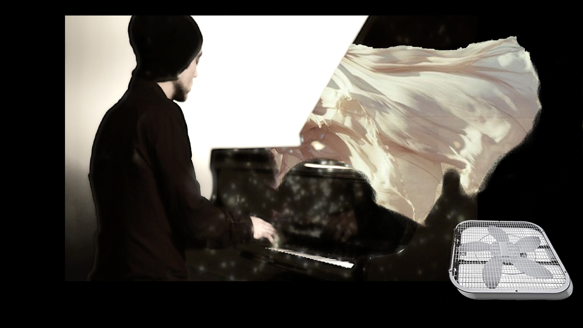 """Concept Art for Project. """"PIANO SAIL"""""""