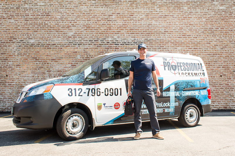 Look for these guys if you want quality, professional locksmith services!