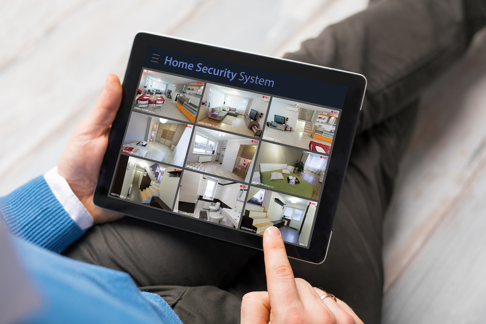 home security system monitoring