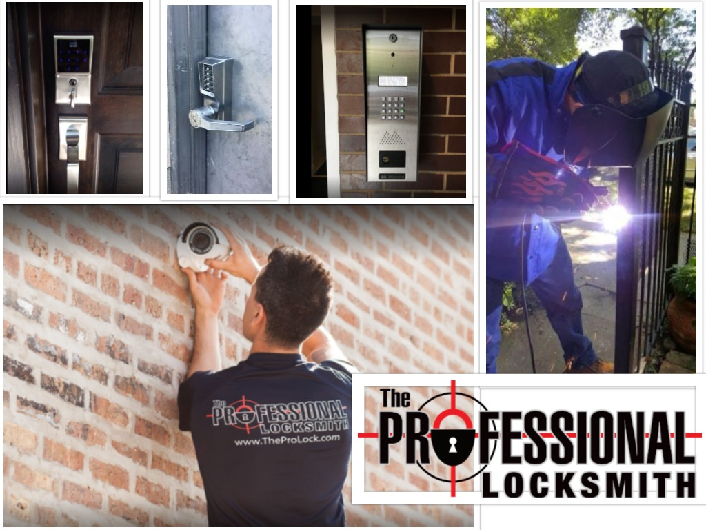 Some of theprolock's many service offerings