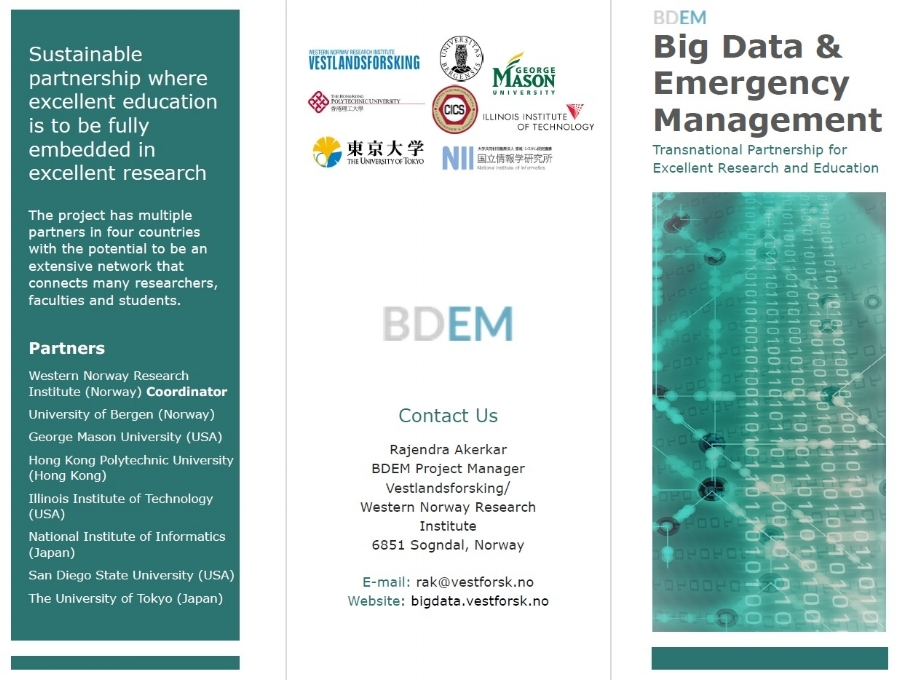BDEM Leaflet
