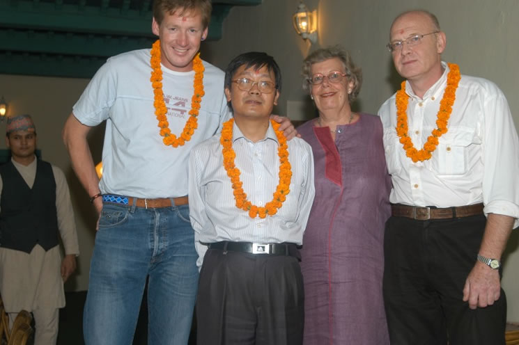 kenya, nepal and vietnam 2004 -
