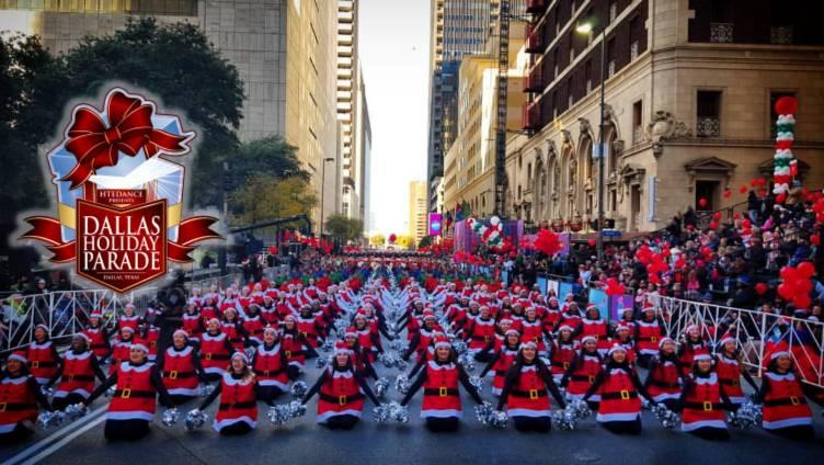 Photo: Dallas Holiday Parade