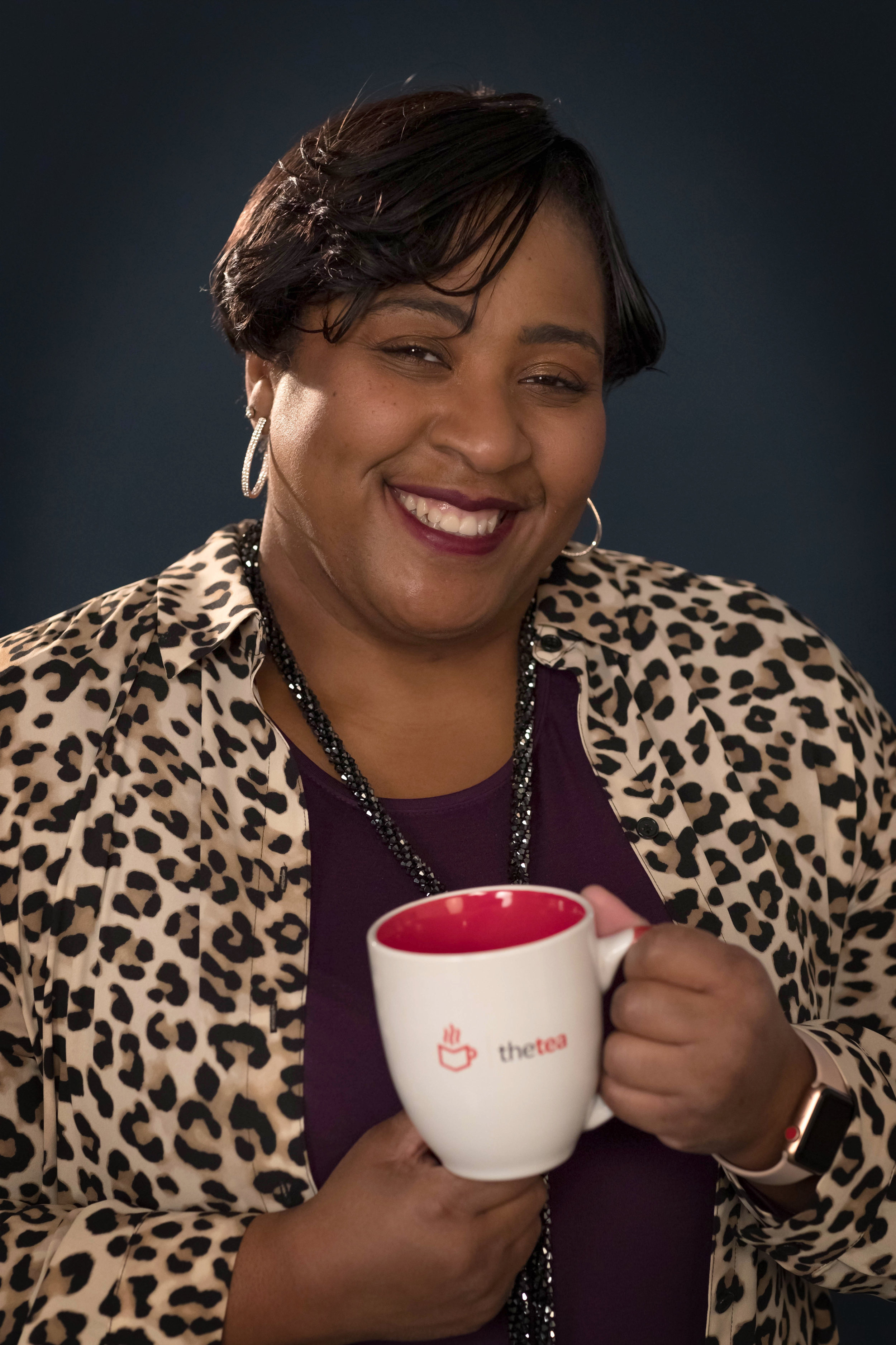 """Deborah franklin    deborah is an educator, author, motivational speaker, minister, radio host at conversations with deborah and producer of the tea. a native of houston she now lives in washington, dc where she teaches in a dc public school and is an executive director of a non-profit.     """"I like being on The Tea because it allows me to chat with other women and the audience about books on multiple levels.""""      twitter.com/DeborahConvo       facebook.com/conversationsdeborahfranklin       instagram.com/conversationsdeborahfranklin"""