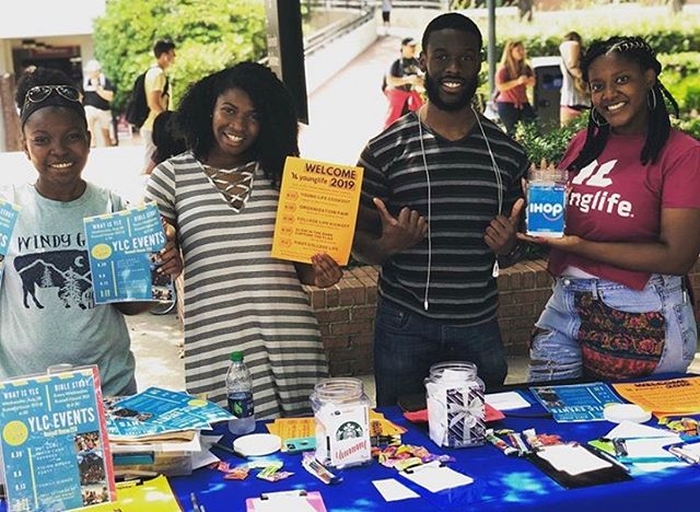 Did you know that we have a ministry that's building awesome Christian community among college students at USC, Allen, Benedict, Columbia and CIU? Check out @ylc.dtc to learn more!
