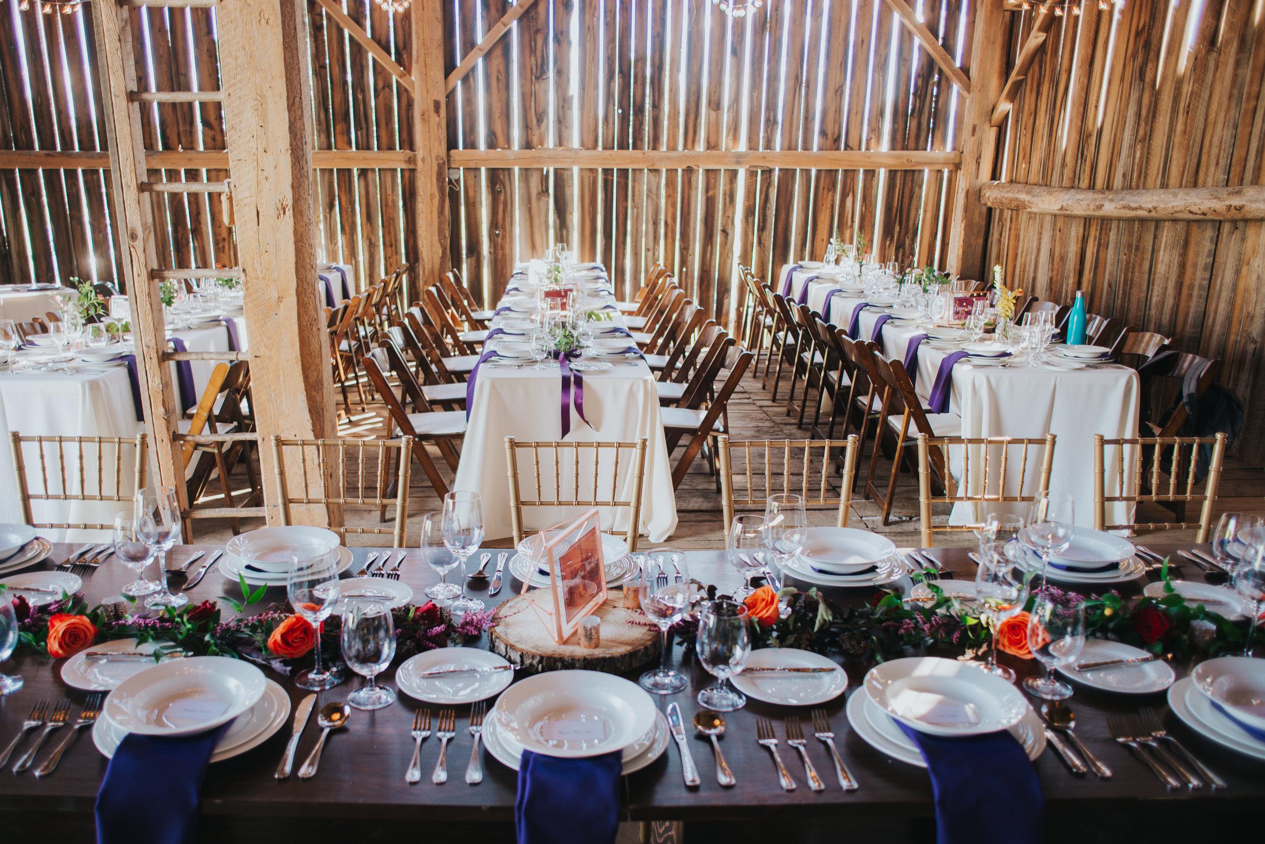 Cosgrove Barn, Havelock ON Photo Credit: Lauren McCormick Photography