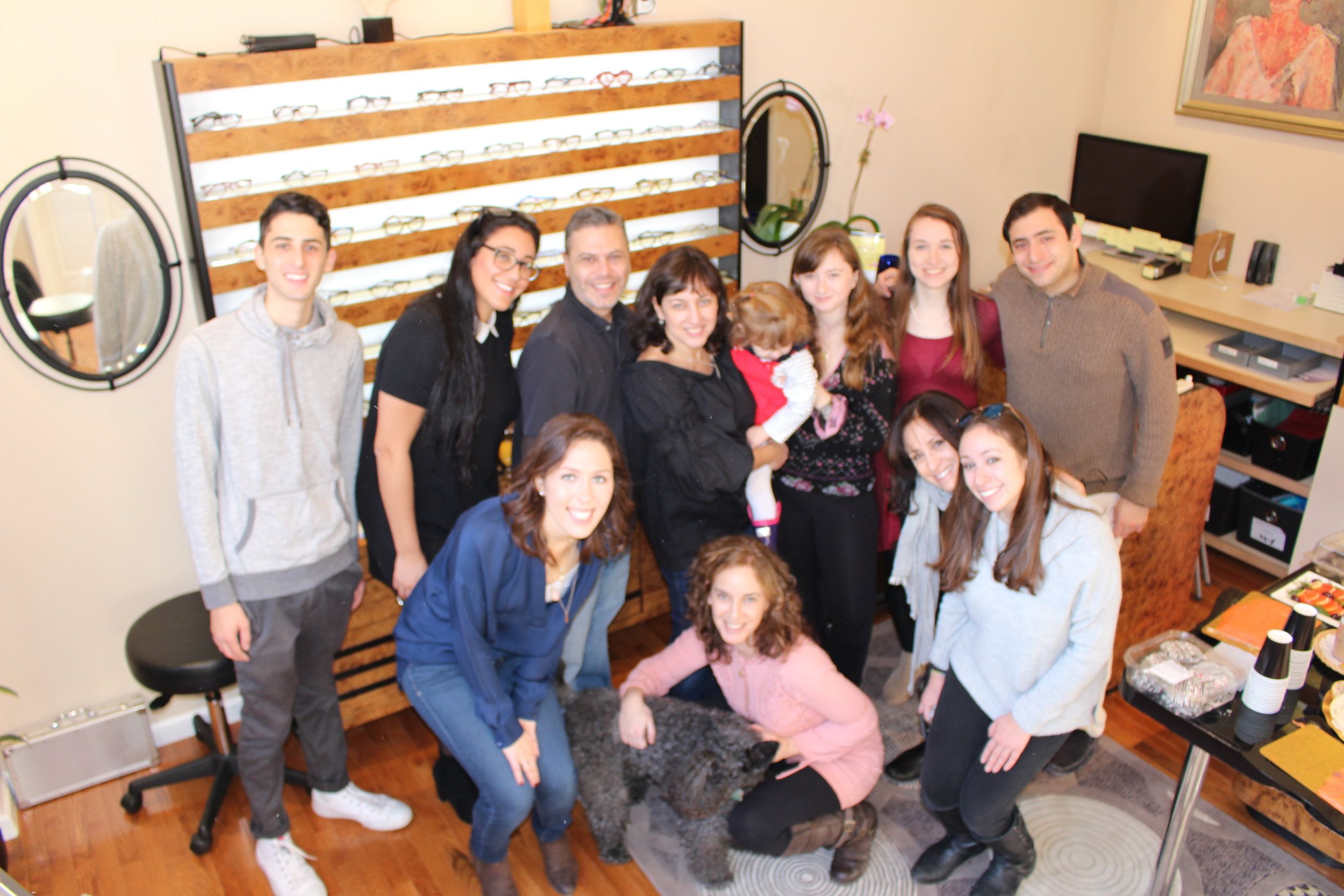 The Acuity NYC Family