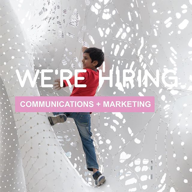 We're #hiring! Currently seeking a talented and enthusiastic candidate to handle our marketing and communications efforts. This a full-time position in our Brooklyn-based studio.  Responsibilities include 🔩 managing press outreach and inquiries ▫️ responding to RFQs ▫️ writing project narratives ▫️ designing and maintaining the studio portfolio and website ▫️ creating newsletters ▫️ preparing award submissions ▫️ all amounting to a thorough understanding of the studio's body of work 📚  We are looking for someone with 🧰 a bachelors degree in architecture or a related field ▫️ previous marketing experience or similar experience working in architecture, design or art ▫️ excellent writing skills ▫️ graphic design skills ▫️ working knowledge of Adobe Creative Suite ▫️ attention to detail and the ability to work independently 🖇  We welcome an interest in public art and architecture, and embrace the talents of the candidate to define other special projects 🎨  Those interested should send a cover letter and resume to theverymany.jobs@gmail.com with 'Communications Manager' in the subject line 📧 . . . 📸 by @studio_naaro #job #architecture #art #design @archinectjobs @dezeenjobs #architecturejobs #nyc