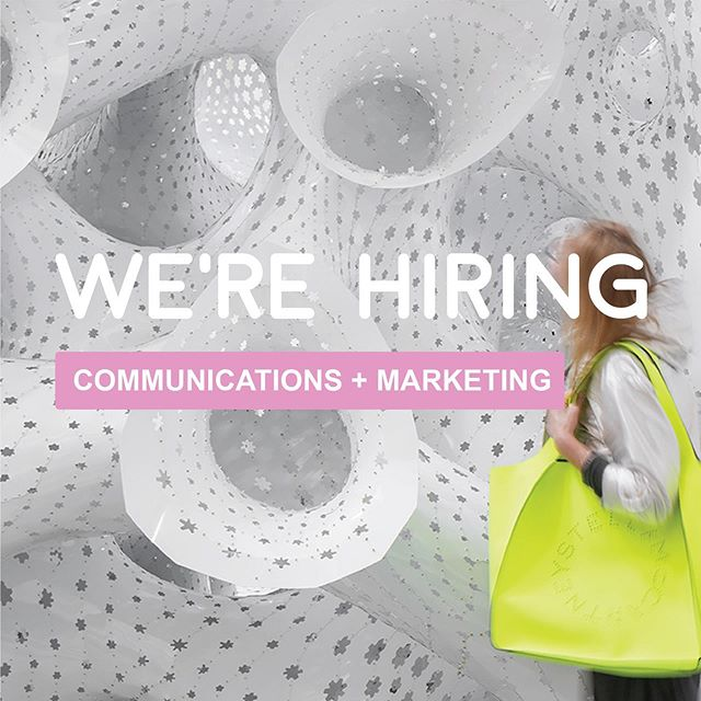 We're #hiring! Currently seeking a talented and enthusiastic candidate to handle our marketing and communications efforts. This a full-time position in our Brooklyn-based studio.  Responsibilities include 🔩 managing press outreach and inquiries ▫️ responding to RFQs ▫️ writing project narratives ▫️ designing and maintaining the studio portfolio and website ▫️ creating newsletters ▫️ preparing award submissions ▫️ all amounting to a thorough understanding of the studio's body of work 📚  We are looking for someone with 🧰 a bachelors degree in architecture or a related field ▫️ previous marketing experience or similar experience working in architecture, design or art ▫️ excellent writing skills ▫️ graphic design skills ▫️ working knowledge of Adobe Creative Suite ▫️ attention to detail and the ability to work independently 🔍  We welcome an interest in public art and architecture, and embrace the talents of the candidate to define other special projects 🎨  Those interested should send a cover letter and resume to theverymany.jobs@gmail.com with 'Communications Manager' in the subject line 📧 . . . 📸 by @studio_naaro #job #architecture #art #design @archinectjobs @dezeenjobs #architecturejobs #nyc