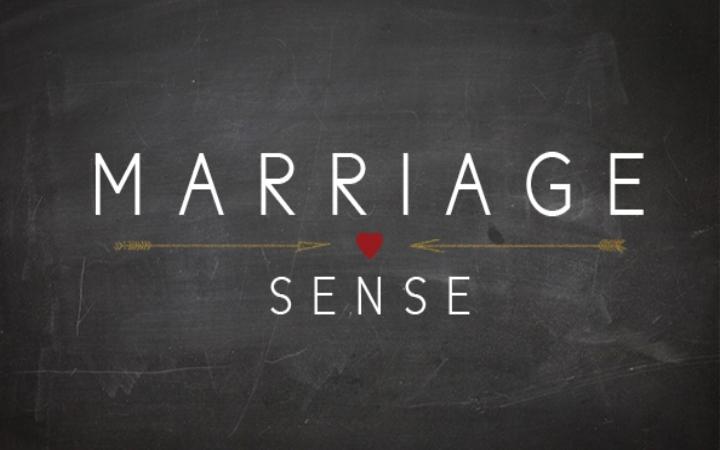 Marriage Sense