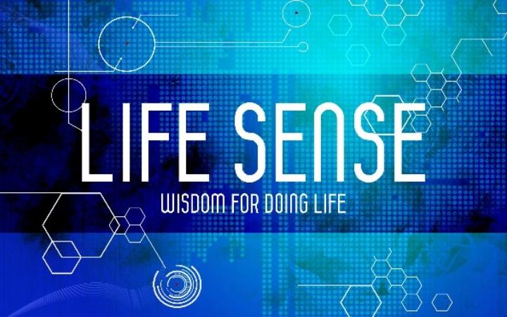 Life Sense: Wisdom for Doing Life (Book of Proverbs)