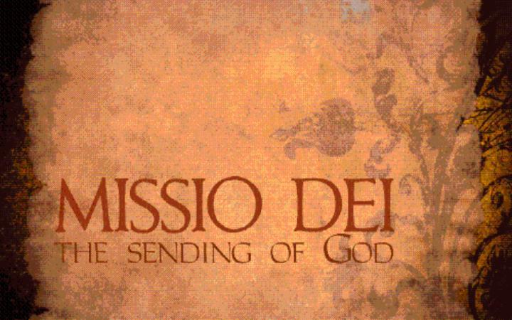 Missio Dei: The Sending of God