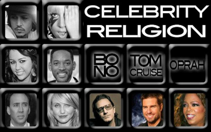 Celebrity Religion