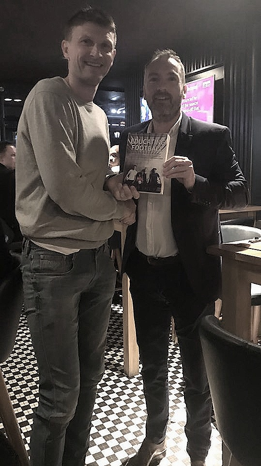 Chelsea Legend Tor Andre Flo likes it…
