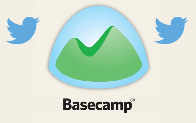 Basecamp has excellent customer service on Twitter
