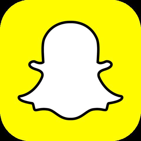 Logo for social network Snapchat