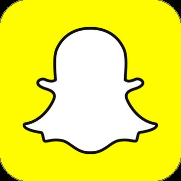 Logo for the social network Snapchat