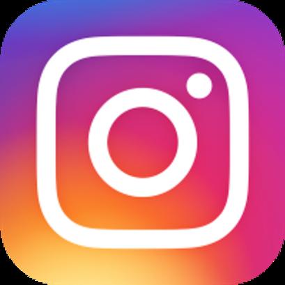 Social network Instagram logo