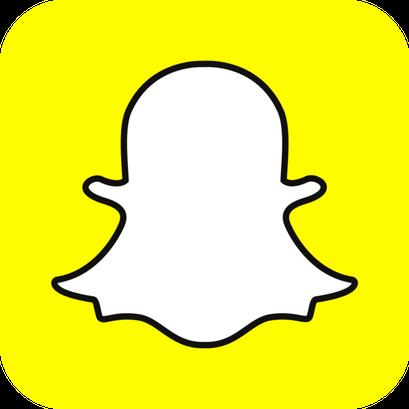 Social network messaging app Snapchat