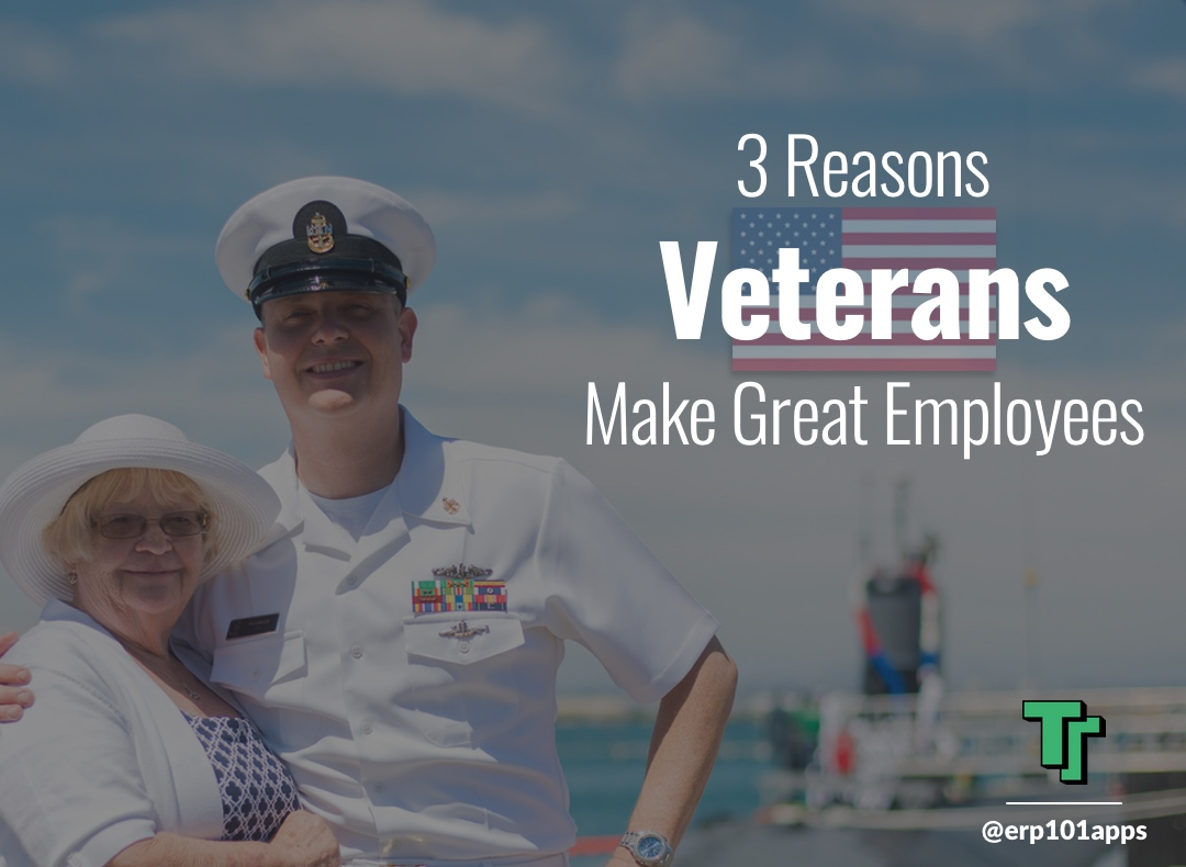 Why any business should consider hiring veterans for their employees
