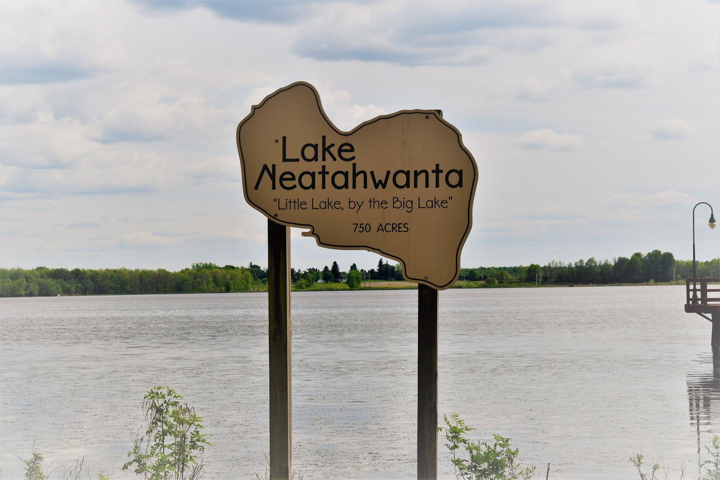 Lake Neatahwanta Revitalization Project