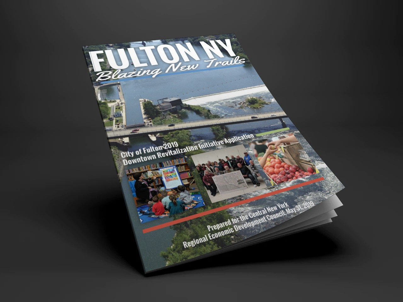 Fulton, NY | Cover of DRI Application