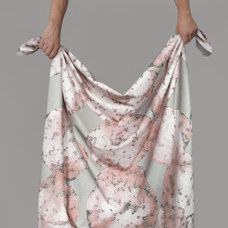 PILGRIMAGE pattern design by Atelier Ahokas