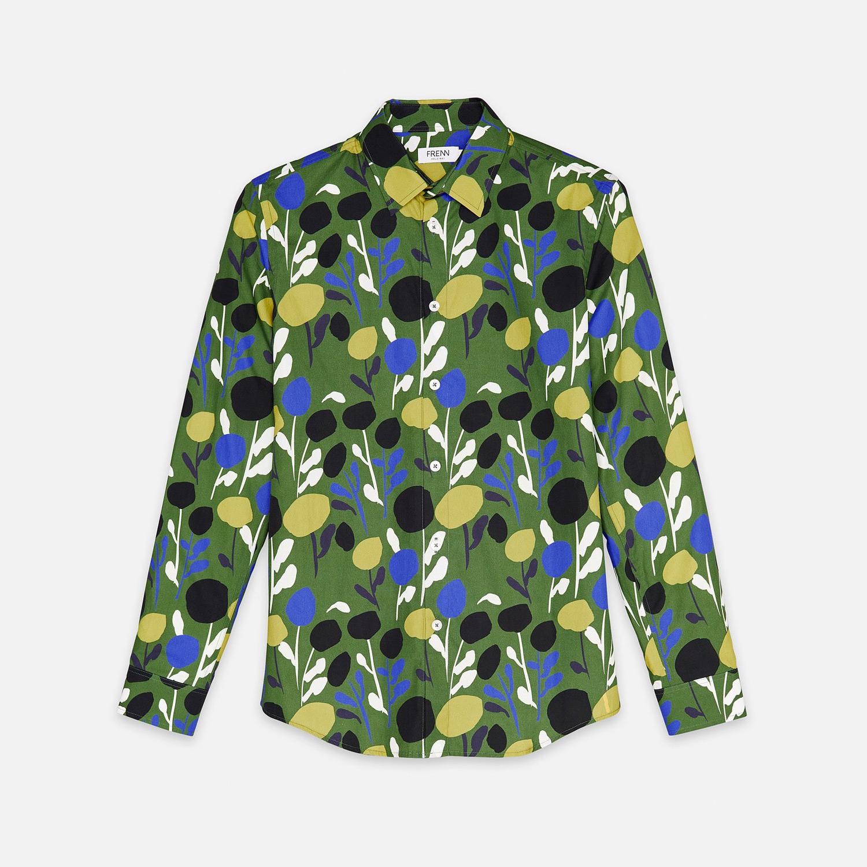 Aapo cotton shirt / FRENN. Image: Frenn