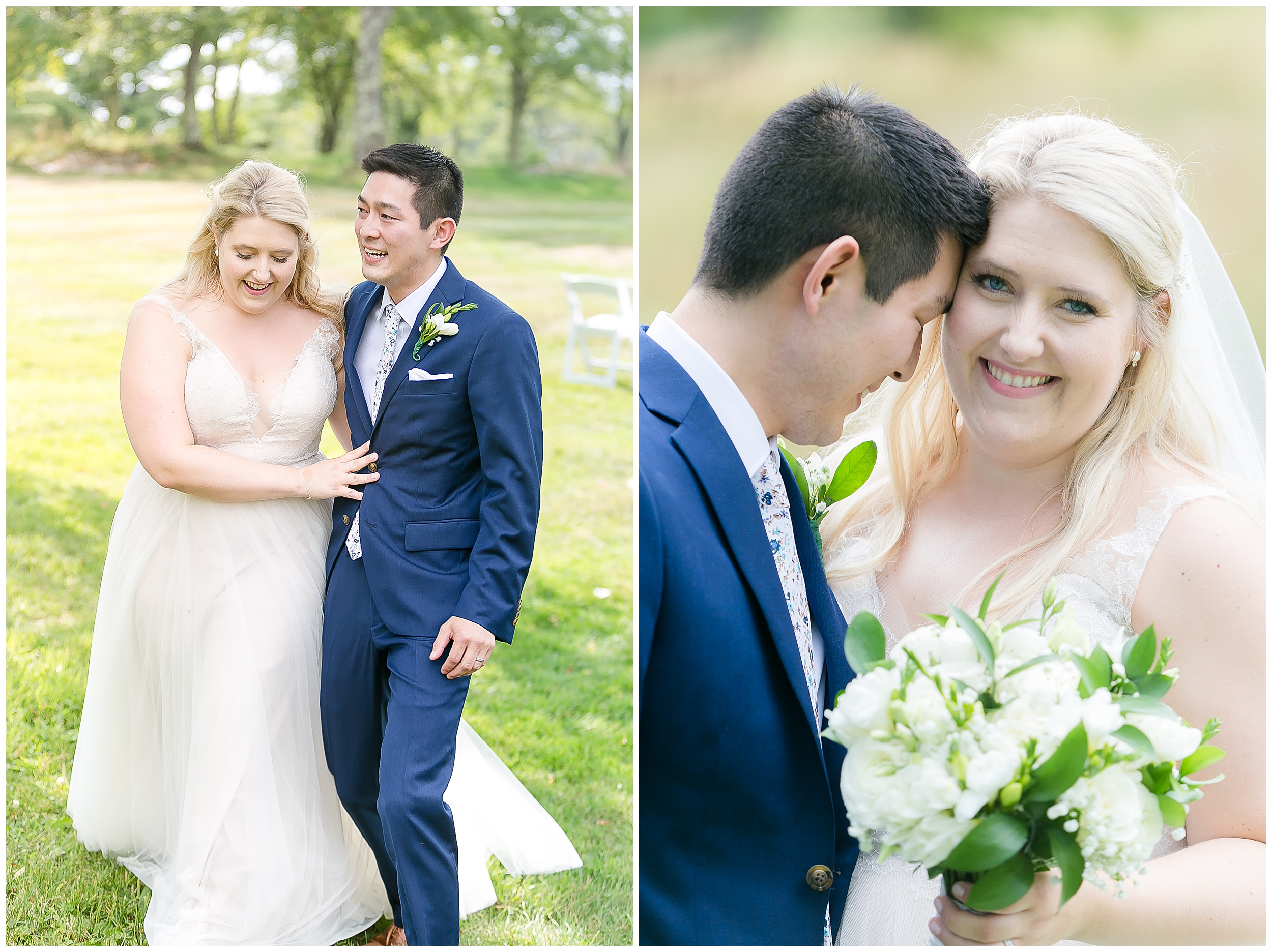 Summer Wedding at Gedney Farm in New Marlborough, MA, Sophia House and Kellen Muldoon are married on July 6th, 2019.