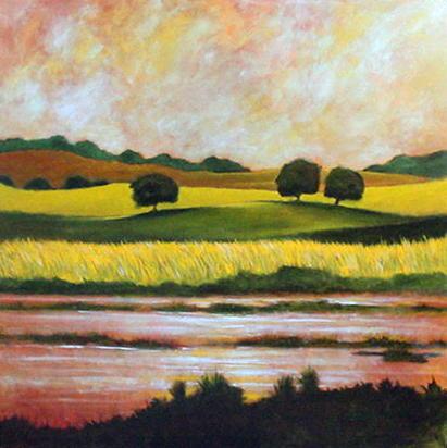 Christine's Painting