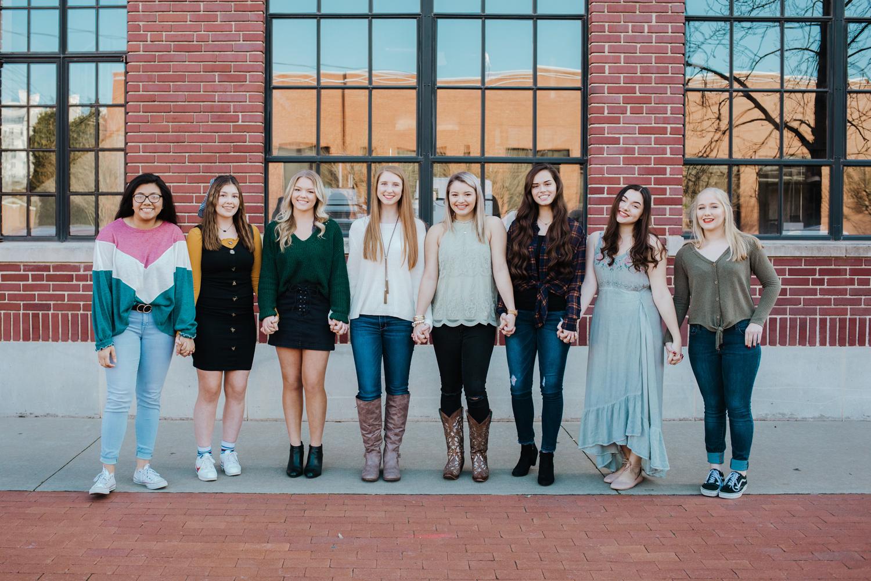 Class of 2020 Elite Senior Model Team