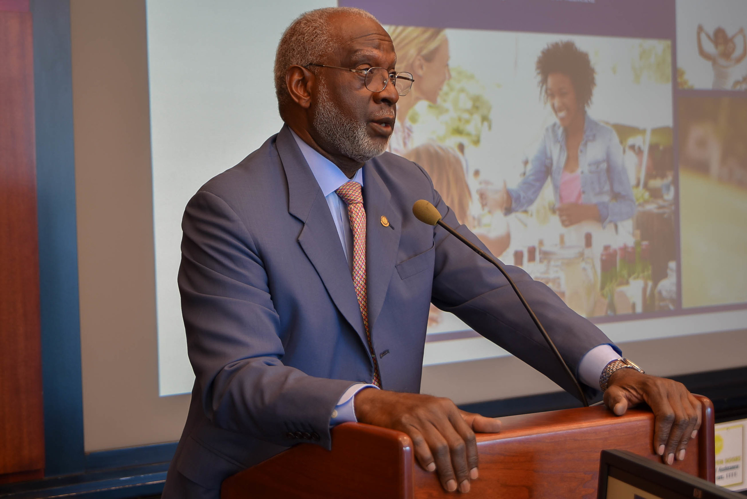 David Satcher, MD, Founding Director and Senior Adviser Satcher Health Leadership Institute, 16th Surgeon General of The United States