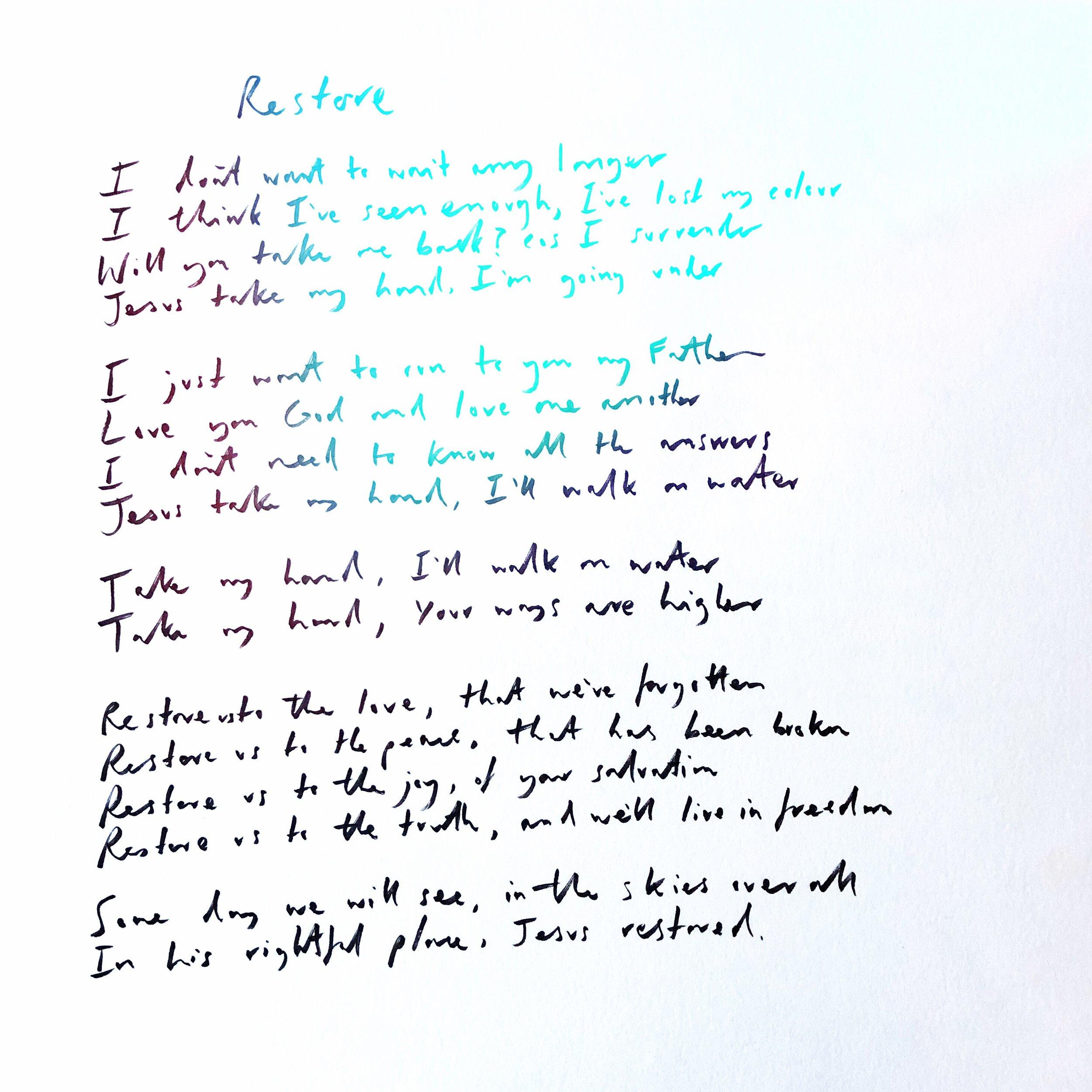 Handwritten Restore.jpeg
