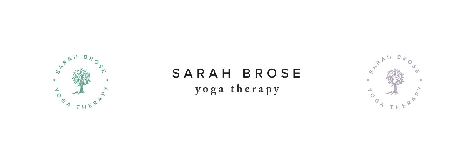 sarah-brose-submark-brand design yoga therapy