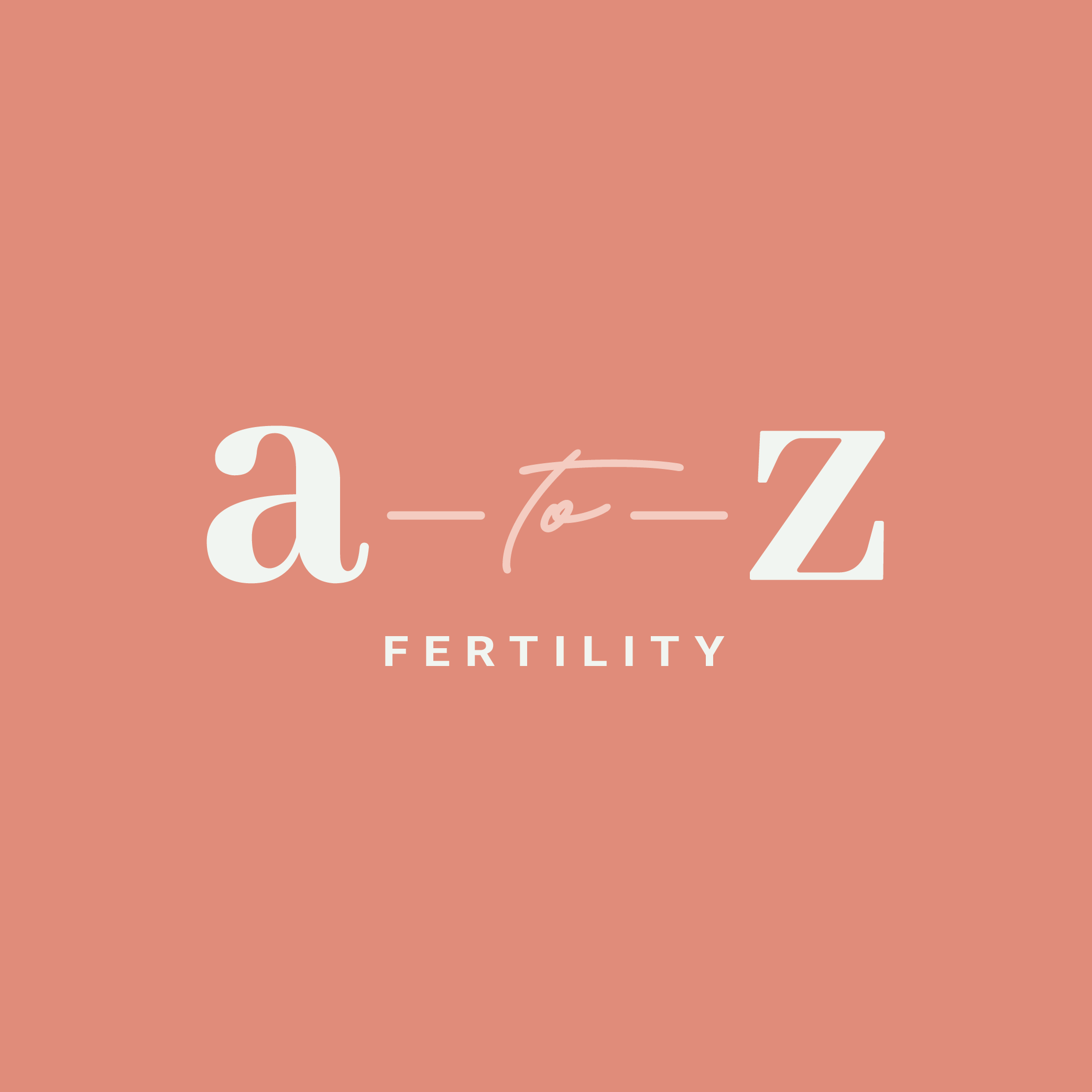 fertility clinic brand design by Function Creative Co.