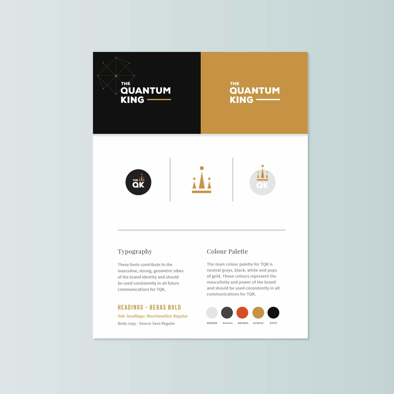 Client Spotlight: The Quantum King — Function Creative Co