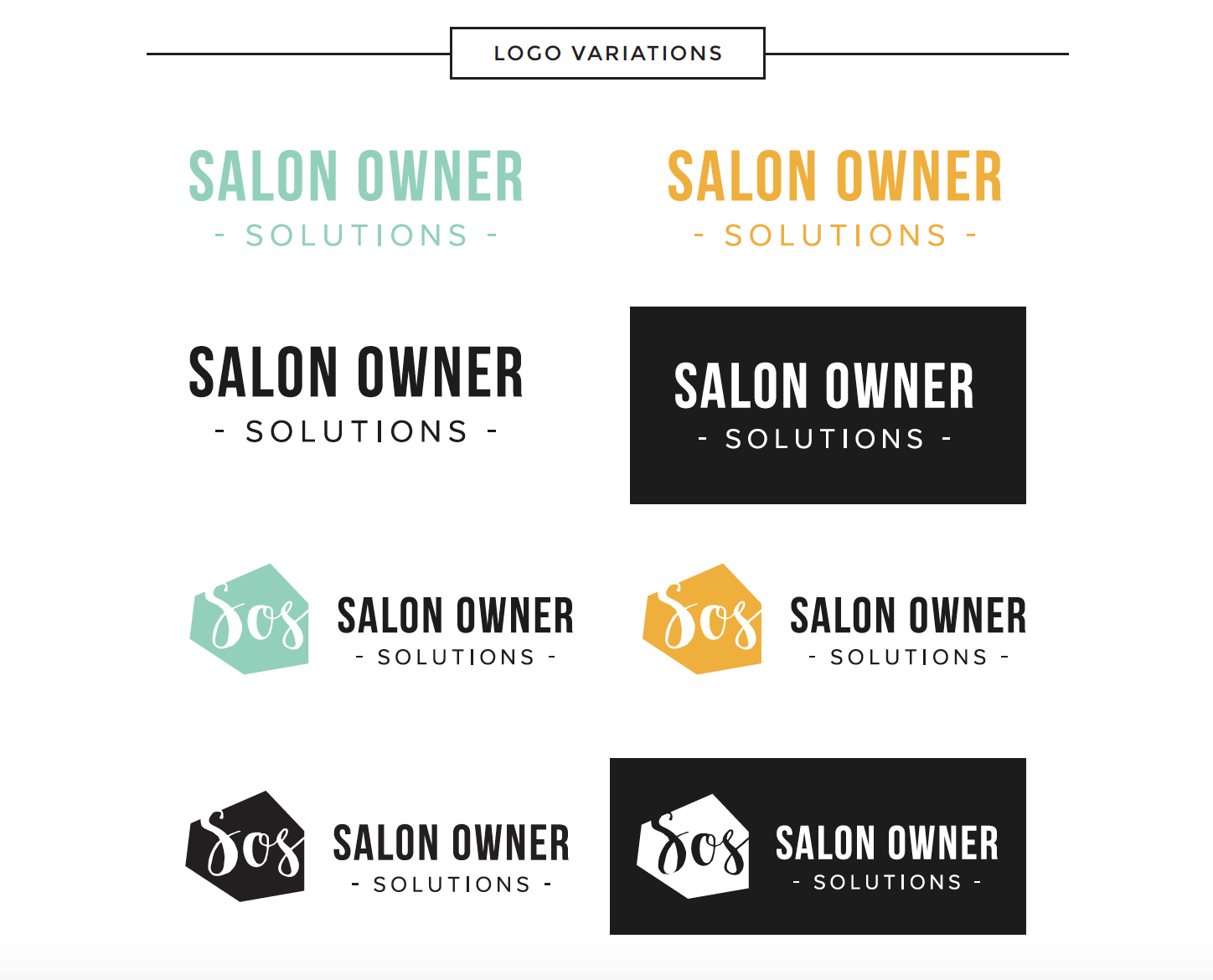 brand stylesheet by Function Creative Co.